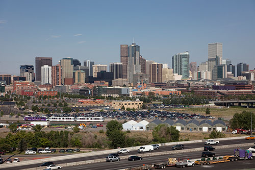 Denver City View