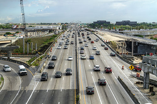 miami wide freeway