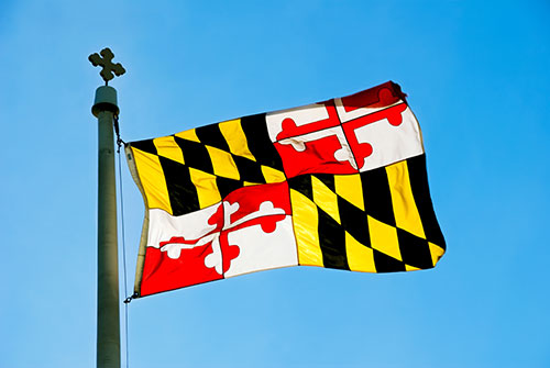 Baltimore Flag