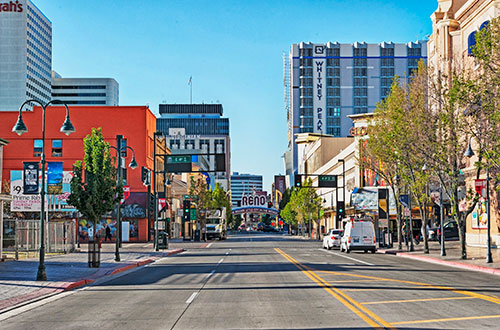 Street View of Reno